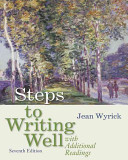 Steps to Writing Well with Additional Readings  with 2009 MLA Update Card