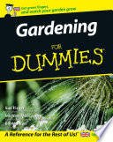"""Gardening For Dummies"" by Sue S. Fisher, Michael MacCaskey, Bill Marken, National Gardening Association"