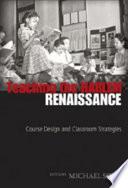 Teaching the Harlem Renaissance