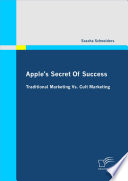 Apple S Secret Of Success Traditional Marketing Vs Cult Marketing