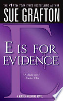 """""""E"""" is for Evidence image"""