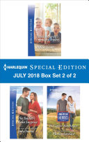 Harlequin Special Edition July 2018 Box Set 2 of 2
