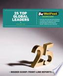 25 Top Global Leaders