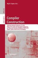 Compiler Construction [Pdf/ePub] eBook