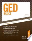 GED Basics   2011 Book