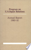United States Japan Relations