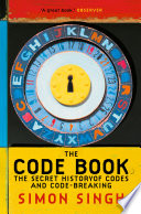 The Code Book  The Secret History of Codes and Code breaking Book PDF