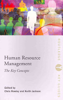 Cover of Human Resource Management