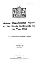 Annual Reports for the Year