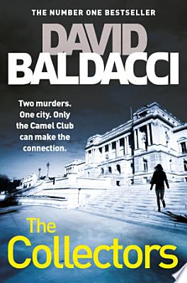 Book cover of 'The Collectors' by David Baldacci