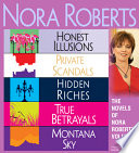 The Novels of Nora Roberts  Volume 1