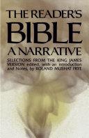 Pdf The Reader's Bible, a Narrative