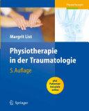 Physiotherapie in der Traumatologie