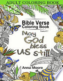 Adult Coloring Book: Bible Verse Coloring Book