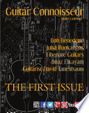 Guitar Connoisseur   The First Issue   Summer 2012