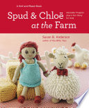 Spud and Chloe at the Farm Book