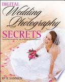 Digital Wedding Photography Secrets Book