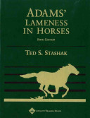 Adams' Lameness in Horses