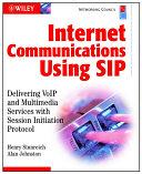 Internet Communications Using SIP Book