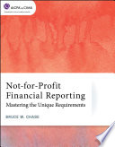 Not for Profit Financial Reporting