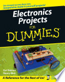 """Electronics Projects For Dummies"" by Earl Boysen, Nancy C. Muir"
