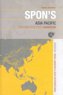 Spon's Asia Pacific Construction Costs Handbook