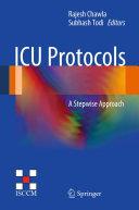 Pdf ICU Protocols Telecharger