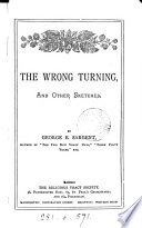 The Wrong Turning  and Other Sketches