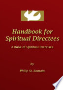 Handbook for Spiritual Directees Book