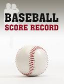 Baseball Score Record