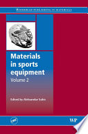 Materials in Sports Equipment Book