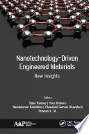 Nanotechnology Driven Engineered Materials