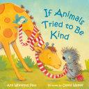 If Animals Tried to Be Kind Pdf/ePub eBook