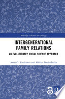 Intergenerational Family Relations