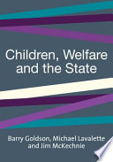 Children  Welfare and the State