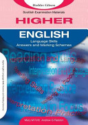 Language Skills for Higher English