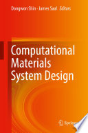 Computational Materials System Design Book PDF