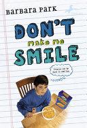Don't Make Me Smile Pdf/ePub eBook