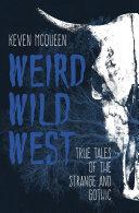 Weird Wild West Pdf/ePub eBook