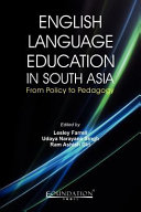 English Language Education in South Asia