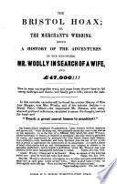 The Bristol hoax  or  The merchant s wedding