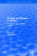 Pdf Revival: Writing the Bodies of Christ (2001) Telecharger
