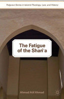 Pdf The Fatigue of the Shari'a Telecharger