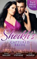 Sheikh's Captured Bride - 3 Book Box Set