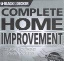 Black & Decker Complete Home Improvement