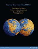 Essentials of Sociology  Pearson New International Edition Book