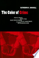 Color of Crime  : 1st Edition