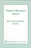 Nursing Research Digest