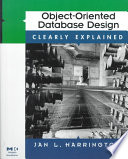 Object oriented Database Design Clearly Explained Book