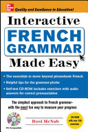 Interactive French Grammar Made Easy